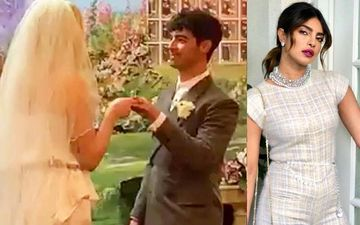 Sophie Turner-Joe Jonas Wedding: Wondering Why Priyanka Chopra Jonas Was MIA? She Wasn't!- Watch Video