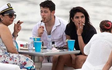 निक जोनस के साथ सिगरेट पीती हुई प्रियंका चोपड़ा सोशल मीडिया पर हुई ट्रोल, लोगो ने पूछा क्या अस्थमा सिर्फ दिवाली में होता है?