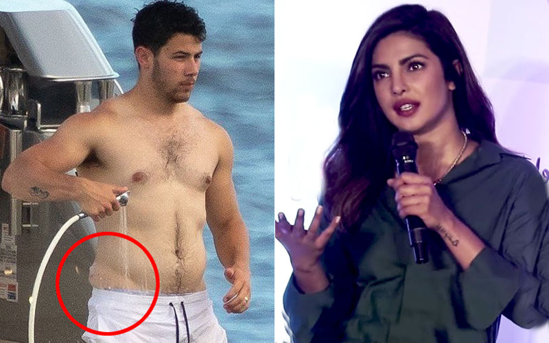 "Priyanka Chopra Finally Reacts To Nick Jonas' (In)Famous ""Love Handles"" And Her Response Is Fierce AF"
