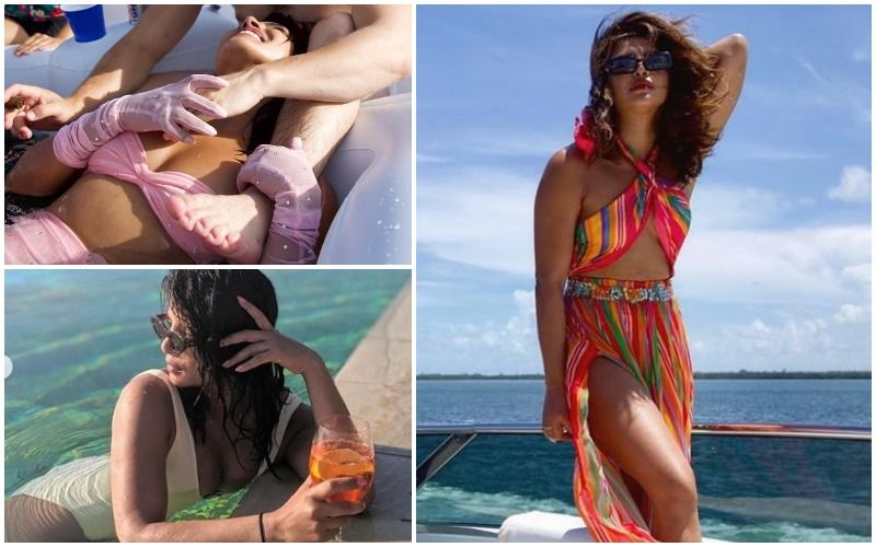Priyanka Chopra, May We Steal Your Smokin' Hot Swimwears?