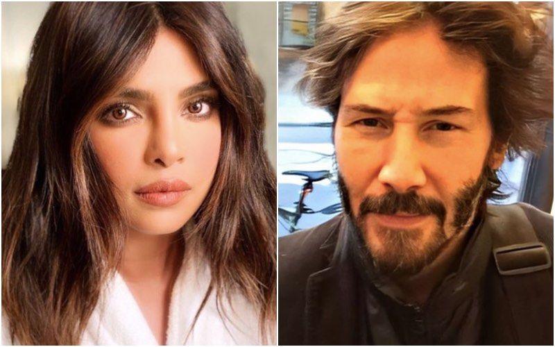 Priyanka Chopra Jonas To Star Opposite Keanu Reeves In Matrix 4 - REPORTS