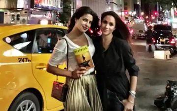 गर्भवती है प्रियंका चोपड़ा की सहेली मेगन मर्कल, खुशी से झूम उठी देसी गर्ल