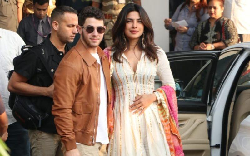 प्रियंका चोपड़ा - निक जोनस की शादी: दीपिका - रणवीर के बाद अब इस कपल ने भी अपनी शादी में किया स्मार्टफोन बैन