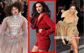 Will Parineeti Go Crazy And Bold Like Priyanka Chopra Jonas On Red Carpet? Hear It From The Horse's Mouth!- EXCLUSIVE
