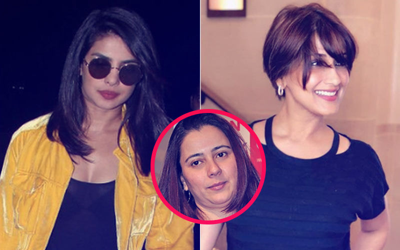 Priyanka Chopra Meets Sonali Bendre's Sister-In-Law Shrishti Arya Before Flying Off To Nick Jonas
