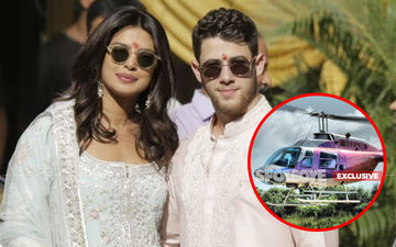 Did Nick Jonas' Bodyguards Push The Media? And Hey, The Groom Cancelled His Chopper Entry!