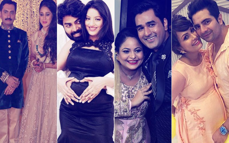 From Disha Vakani, Deepika Singh To Mubeen Saudagar & Karan Mehra- Meet The Proud Parents Of 2017