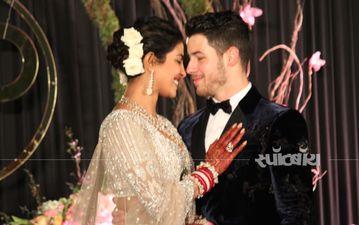 निक जोनस से शादी पर अपनी खुशी को 1-10 के पैमाने पर प्रियंका चोपड़ा ने दिए 12 अंक