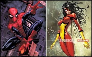 Move Over Spider-Man, TV World's Badass Spider-Woman Is Here!- EXCLUSIVE
