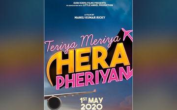 Pukhraj Bhalla To Make His Pollywood Debut With 'Teriya Meiyan Hera Pheriyan'