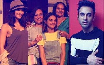 Pics: Pulkit Samrat's Ex-Wife Shweta Rohira's Play That's My Girl Has A Rocking Premiere