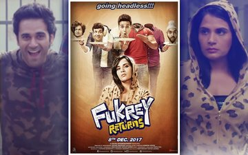 Movie Review: Fukrey Returns...At Times Amusing, At Times Exasperating