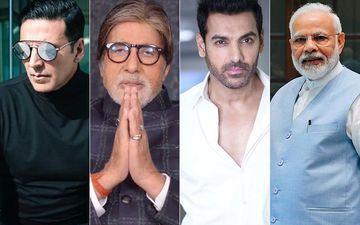 Pulwama Terror Attack: Narendra Modi, Akshay Kumar, John Abraham, Amitabh Bachchan Pay Homage To The Martyrs