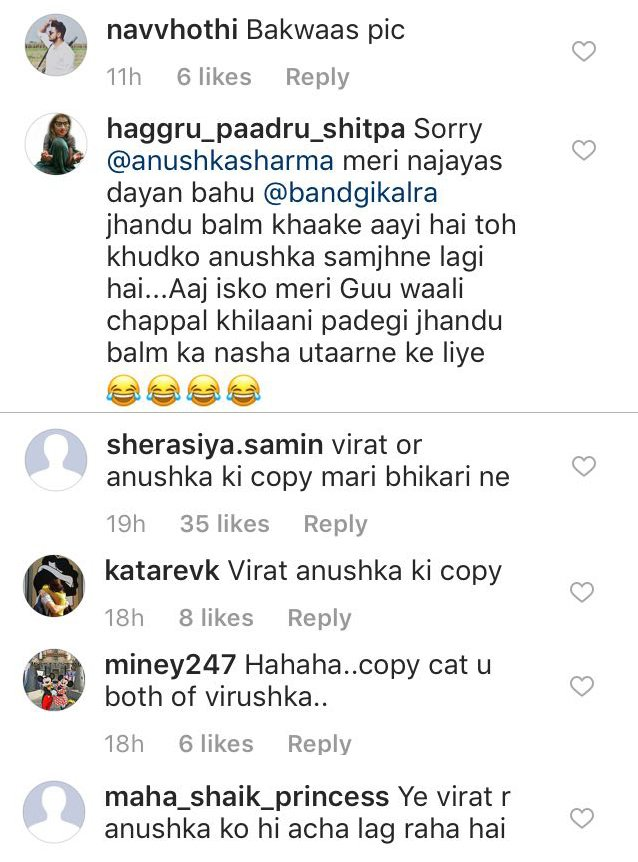 puneesh bandagi trolled for their instagram post