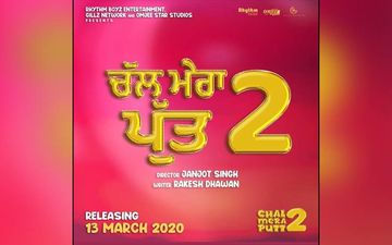 Chal Mera Putt 2: Amrinder Gill And Simi Chahal's Film Gets A Release Date