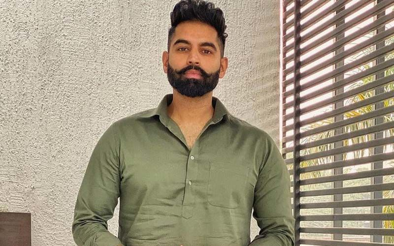 Parmish Verma Flaunts His Chiselled Biceps In The Latest Instagram Post; Can't Afford To Miss It