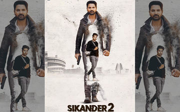 First look Poster Of Guri's Debut Punjabi Movie 'Sikander 2' Is Out Now