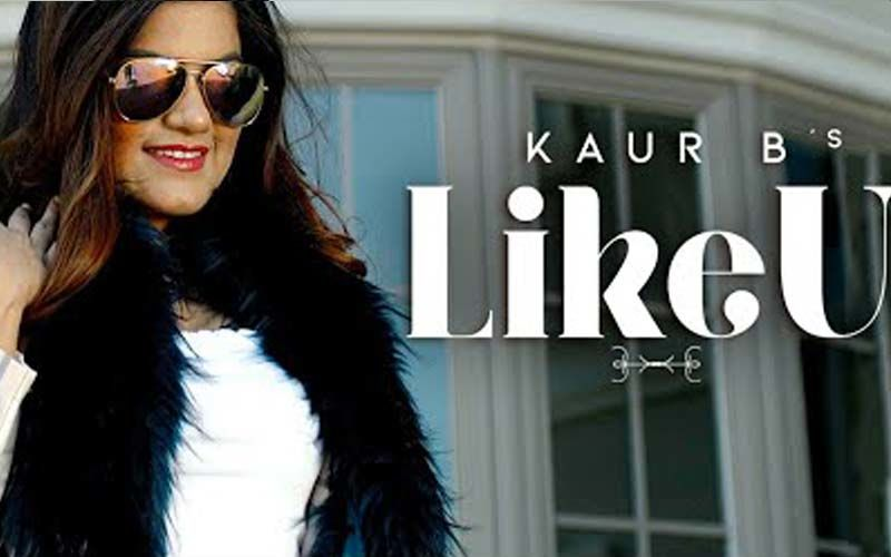 Like U: Kaur B's First Collaboration With Hunterz Music Is Out