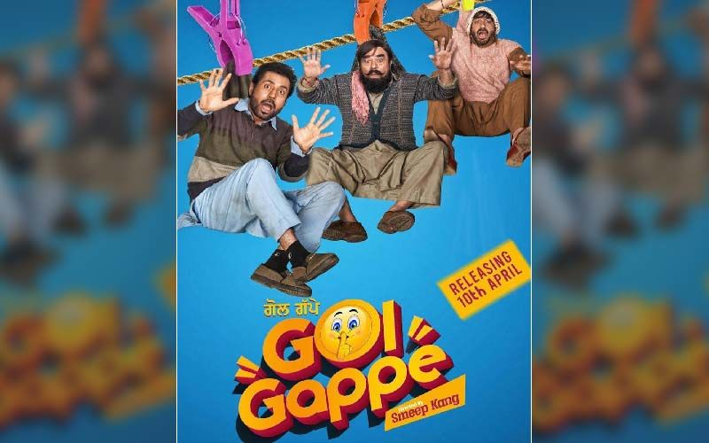 Binnu Dhillon Shares The First Look Poster Of 'Gol Gappe'