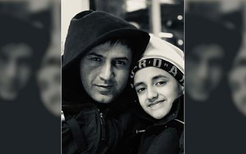 Gippy Grewal Calls His Eldest Son Ekomkar 'Lifeline', Shares Adorable Pic On Insta