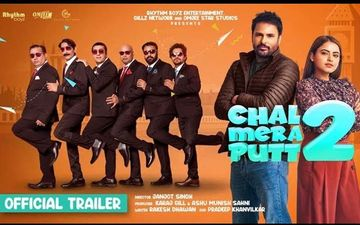 Chal Mera Putt 2: Makers Drop The Trailer Of Amrinder Gill And Simi Chahal Starrer