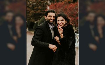 Monica Gill and Beau Gurshawn Sahota To Tie The Knot Soon; Share 'Save The Date' Picture