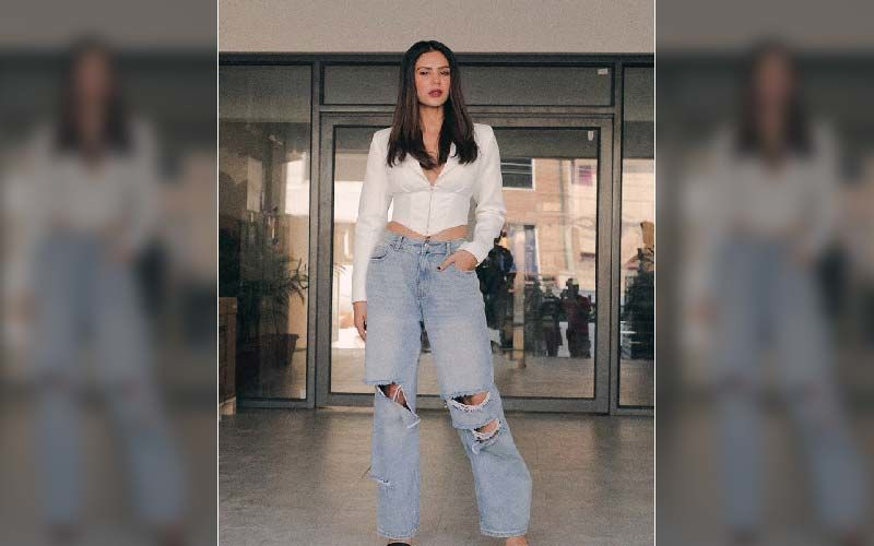 Sonam Bajwa Stretches Flawlessly In Latest Instagram Picture, Gives Us Major Fitness Goals