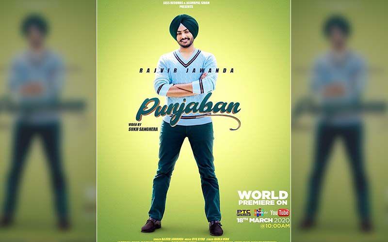 Rajvir Jawandha's 'Punjaban' Song To Release This Date; Deets Inside