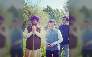 Jaswinder Bhalla Folds Hands Instead Of Shaking Hands To Fight Coronavirus, Shares Insta Video