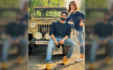 Parmish Verma Shares New Poster Of His Upcoming Song 'Jab Hum Padheya Karte The' Featuring Sonnalli Seygall
