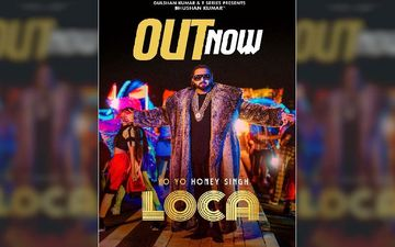 Yo Yo Honey Singh's New Song 'Loca' Is Playing Exclusively On 9X Tashan