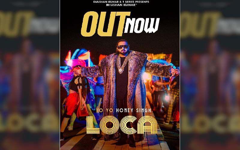 Yo Yo Honey Singh's New Song 'Loca' Is Playing Exclusively On 9X Tashan