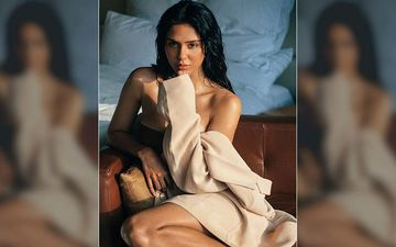 Sonam Bajwa Looks Smoking Hot In Wet Hair Look, Share Insta Pics
