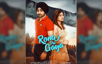 Ranjit Bawa's 'Rona Pai Gaya' Makes It To The Music Charts
