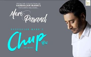 Harbhajan Mann Releases His New Single 'Chup - The Silence'
