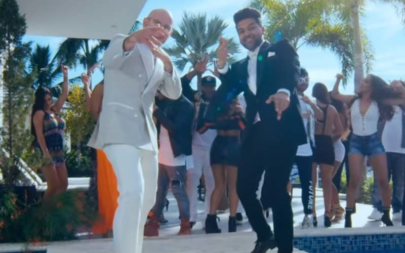 Slowly Slowly: Guru Randhawa Ft. Pitbull Latest Song Breaches 100-Mn Mark