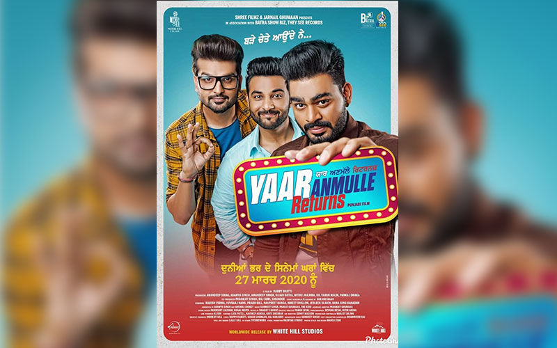 Yaar Anmulle Returns: Makers Share A New Poster Featuring The Lead Actors