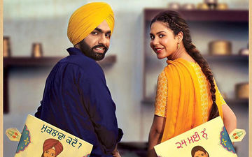 'Muklawa' Poster: Ammy Virk and Sonam Bajwa Looks Stunning In The New Poster