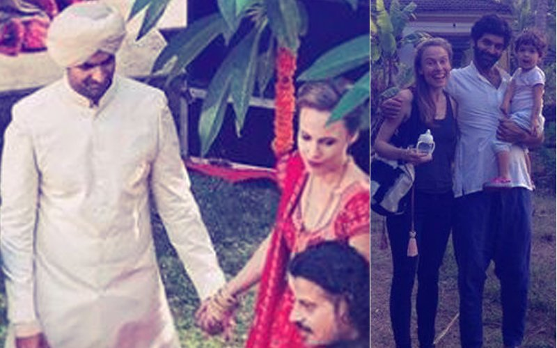 Rock On Actor Purab Kohli Marries British Girlfriend Lucy Payton on Feb 15