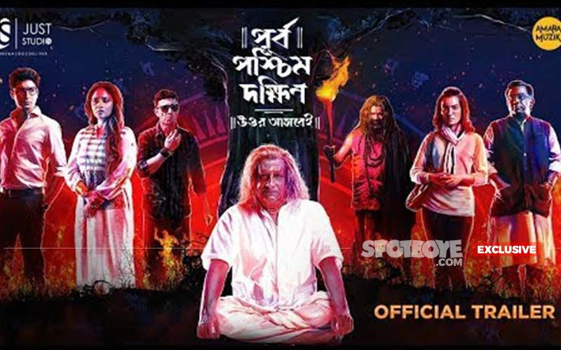 Purbo Poschim Dokkhin Uttor Ashbei: This film is dedicated to Krishnananda, one of the most prolific persons of the millennium, says director Raajhorshee De
