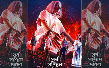 Purbo Poschim Dokkhin: Gaurav Chakrabarty Releases First Look Of Supernatural Thriller