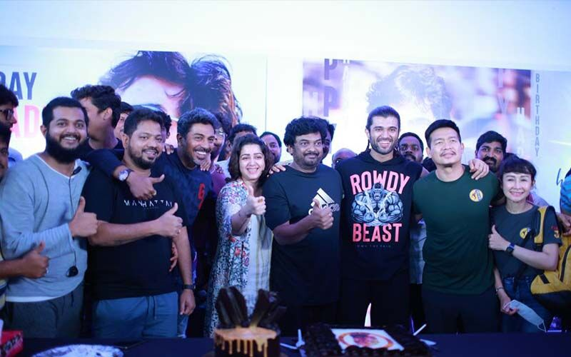 Vijay Deverakonda And Team Have Grand Birthday Celebration In Goa For Director Puri Jagannadh; The Filmmaker Is Showered With Hugs And Kisses- Check Out Pics