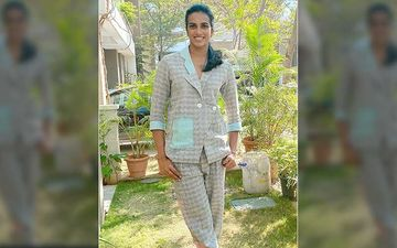 PV Sindhu Wins Top Honour At TOISA; Declared Sportsperson Of The Year