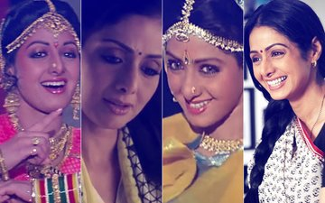 Special Tribute On Women's Day: PVR To Showcase Sridevi's Films All Day Long
