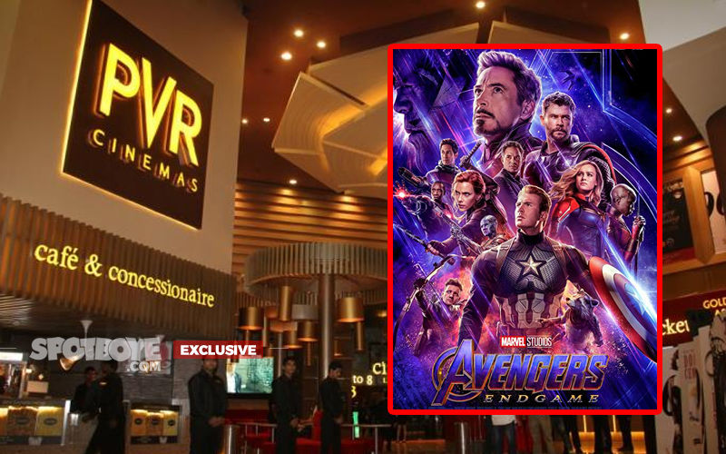 PVR Phoenix Under Renovation, Will Reopen With Avengers: Endgame On April 26