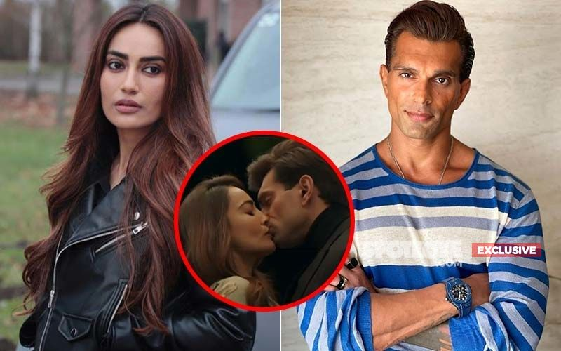 Surbhi Jyoti And Karan Singh Grover On Their Kissing Scene In Qubool Hai 2.O- EXCLUSIVE