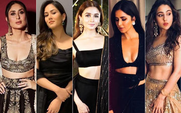 BEST DRESSED AND WORST DRESSED At Shah Rukh Khan's Diwali Bash: Kareena Kapoor Khan, Mira Rajput, Alia Bhatt, Katrina Kaif Or Sara Ali Khan?