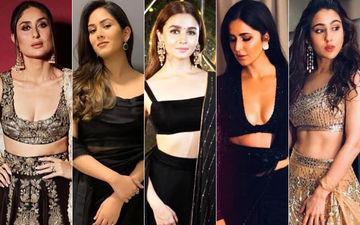 BEST DRESSED AND WORST DRESSED At Shah Rukh Khan's Diwali Bash: Kareena Kapoor Khan, Mira Rajput, Alia Bhatt, Katrina Kaif Or Sara Ali Khan?