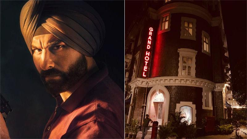 LEAKED! Saif Ali Khan Starts Shooting For Sacred Games 2