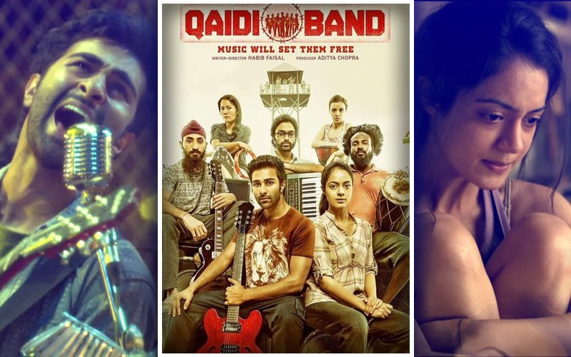 Qaidi Band Movie Review: Aadar Jain & Anya Singh Shine Bright In This Prison-Break Film